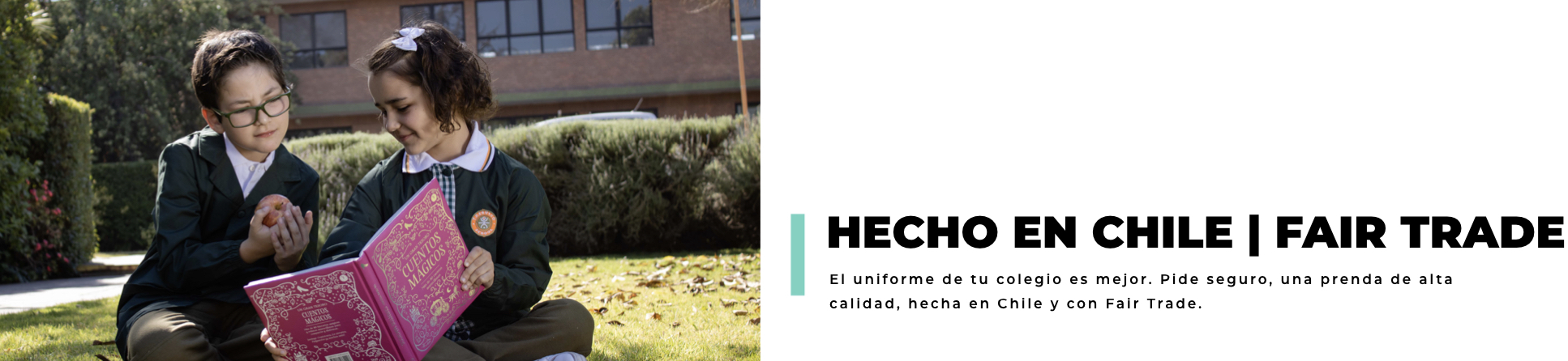 hecho en chile con fair trade